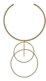 Pilgrim Circles-Inspired Necklace