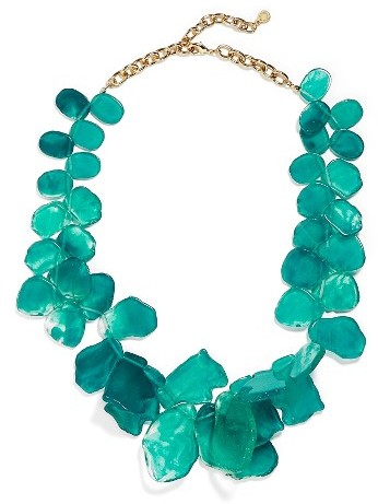 Women's Baublebar 'Seaglass' Bib Necklace