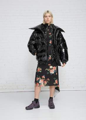 Vetements Miss Webcam Puffer Jacket