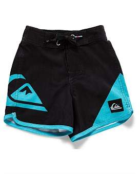 Quiksilver New Wave Everyday Boy 12 Boardshort (Boys 2-7 Years)