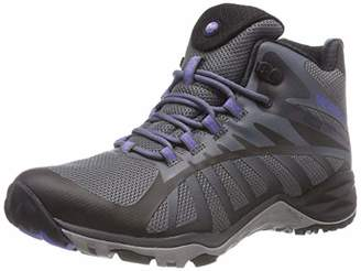 Merrell Women's's Siren Edge Q2 Mid Waterproof High Rise Hiking Boots Black, 6 (39 EU)