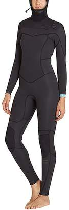 Billabong 5/4 Synergy EZ Chest Zip Hooded Wetsuit - Women's