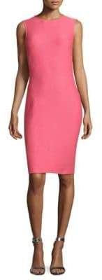 St. John Hannah Clair Knit Sheath Dress