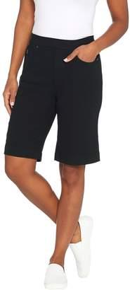 Belle By Kim Gravel Belle by Kim Gravel Flexibelle 5-Pocket Pull-On Shorts