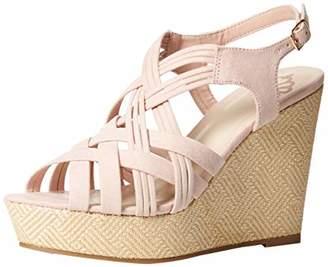 Fergalicious Women's Marilyn Wedge Sandal 5 M US