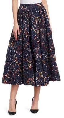 Rosie Assoulin Full A-Line Skirt