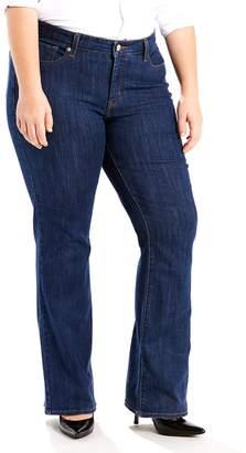 Levi's Levis Plus Size Classic Fit Bootcut Jeans