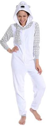 Disney Polar Bear Long Sleeve One Piece Pajama