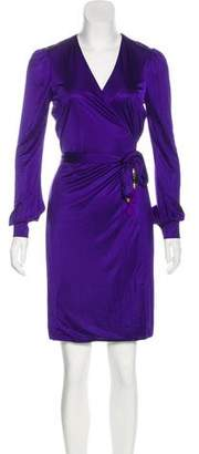 Gucci Jersey Wrap Dress w/ Tags