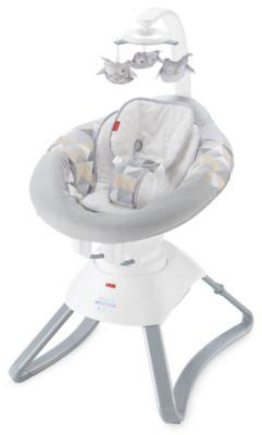 Fisher-Price® Smart ConnectTM Soothing MotionsTM Seat in Twilight Twinkle $139.99 thestylecure.com
