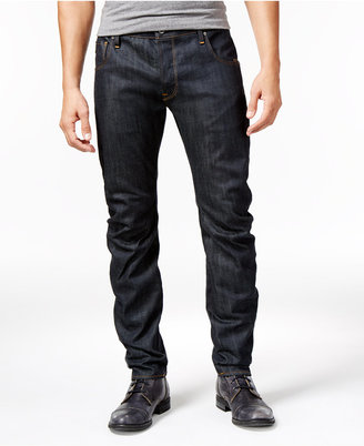 G-Star Raw Men's Arc 3D Slim-Fit Jeans $130 thestylecure.com