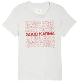 Spiritual Gangster Good Karma Aurora Tee