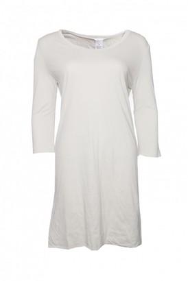 American Vintage Beige Cotton Dresses
