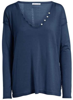 Minnie Rose Long Sleeve Sweater