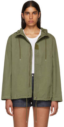 A.P.C. Khaki Paintball Coat
