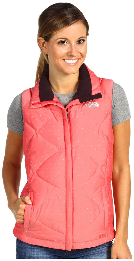 The North Face Novelty Aconcagua Vest (Teaberry Pink) - Apparel