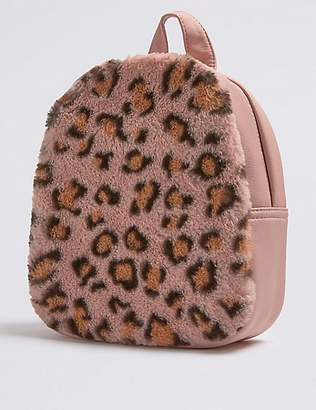 Marks and Spencer Kids' Leopard Backpack