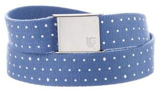 Burton Polka Dot Belt