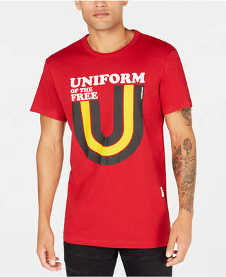 G Star Men's Uniform of the Free Graphic T-Shirt, created for Macy's