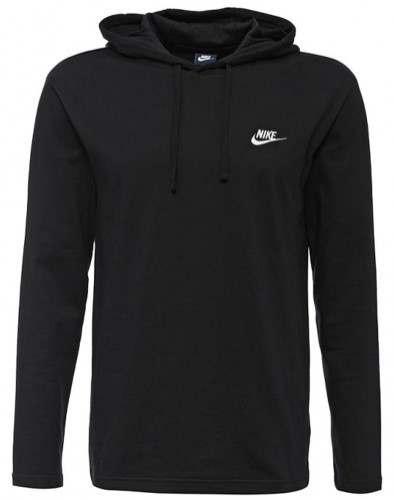 Nike Mens Sportswear Pull Over Hooded Long Sleeve Shirt (XX-Large)