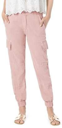 Joe's Jeans Cargo Pants in Rose Mist