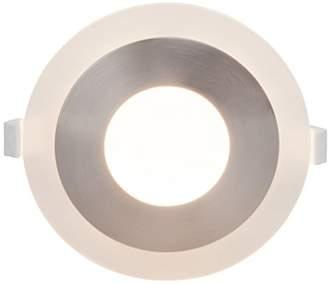 """AEG 'A + AEGA191154 Orbita Easydim Deco LED Recessed Light Set 3 x 500 Lumens Aluminium 5 W, Set of 3 Nickel 1 1/4 """""""