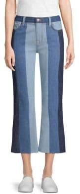7 For All Mankind Ali Cropped Jeans