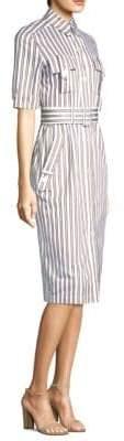 Derek Lam Utility Shirtdress