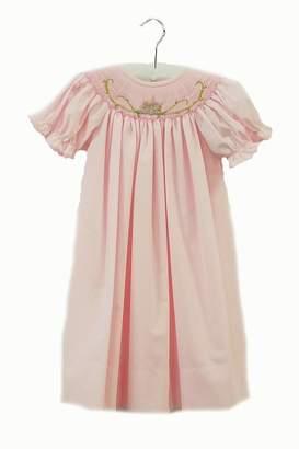 Delaney Girls Smocked-Birthday Dress