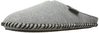 Woolrich Men's Fleece Mill Scuff Slipper