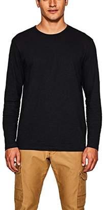 Esprit edc by Men's 107cc2k020 Long Sleeve Top,Small