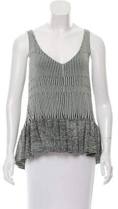 By Malene Birger Knit Sleeveless Top w/ Tags
