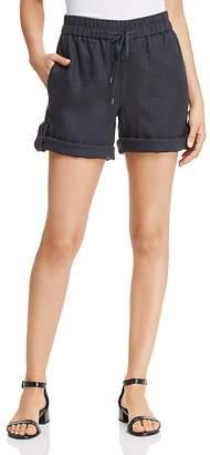 Eileen Fisher Organic-Linen Shorts