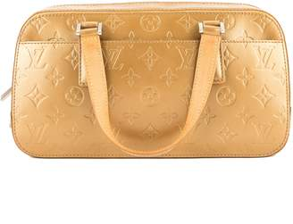 Louis Vuitton Ambre Mat Monogram Leather Shelton Bag (3831011)