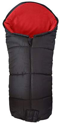 Deluxe Footmuff/Cosy Toes Compatible with Bob Caterpillar Revolution Pro Flex Se Red