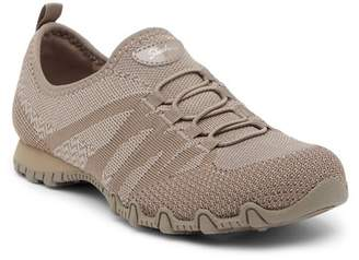 Skechers Bikers Knit Relaxed Fit Sneaker