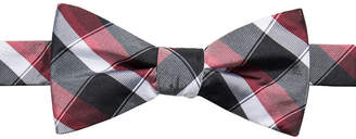 Jf J.Ferrar Plaid Bow Tie