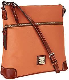 Dooney & Bourke Pebble Leather Crossbody $188 thestylecure.com