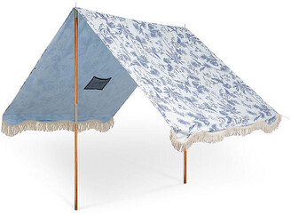 One Kings Lane Business & Pleasure For Premium Beach Tent - Chinoiserie