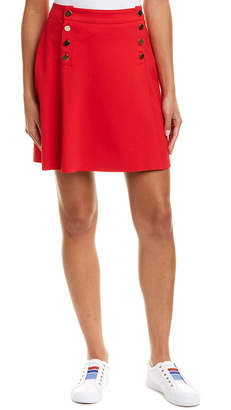 Three Dots A-Line Skirt