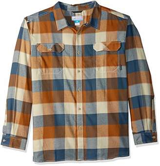 Columbia Men's Flare Gun Big & Tall Flannel III Long Sleeve