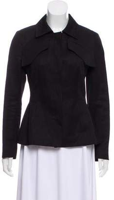 Ter Et Bantine Tailored Button-Up Jacket