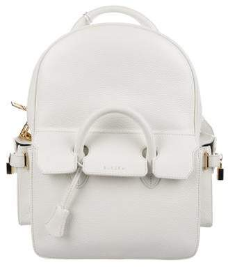 Buscemi Leather PHD Backpack w/ Tags