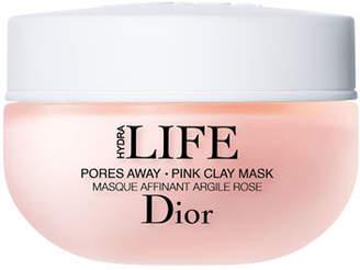 Christian Dior Hydra Life Pores Away Pink Clay Mask