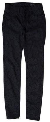 Blank NYC Patterned Skinny Pants
