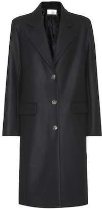 The Row Teymon wool-blend coat