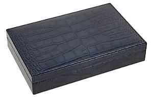 Barneys New York Large Domino Set-Blue