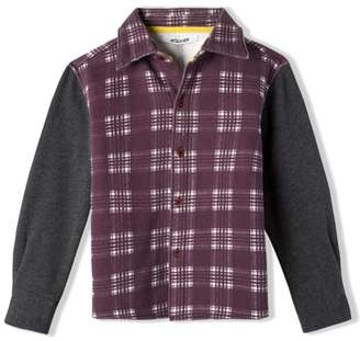 Buffalo David Bitton art & eden Pablo Plaid Jacket