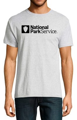Americana Hanes Men's National Parks Graphic T-shirt Collection, up to Size 3XL