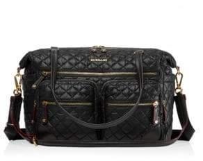 MZ Wallace Crosby Traveler Bag